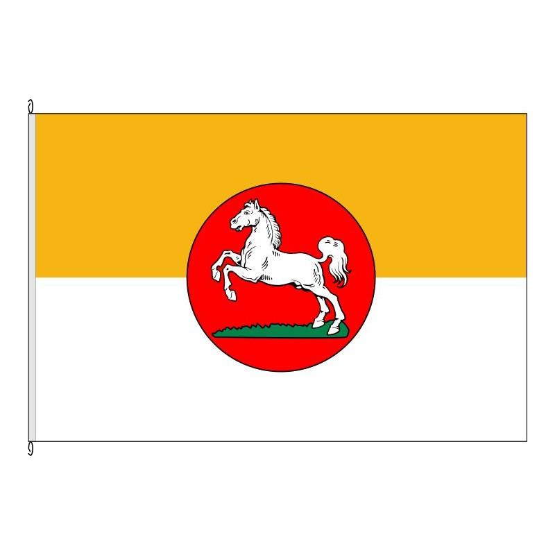 Fahne Flagge Niedersachsen 60 x 90 cm