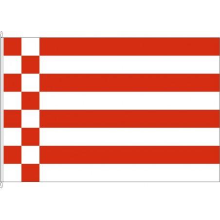 HB-Landesflagge Bremen.