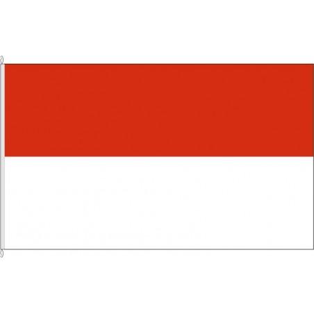 HE-Landesflagge Hessen.