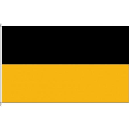BW-Landesflagge Baden-Württemberg.