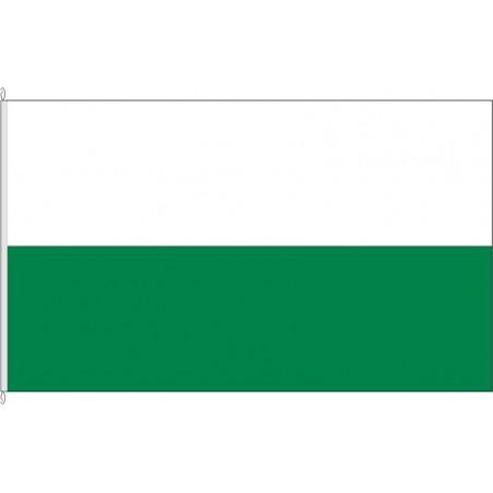 SN-Landesflagge Sachsen.