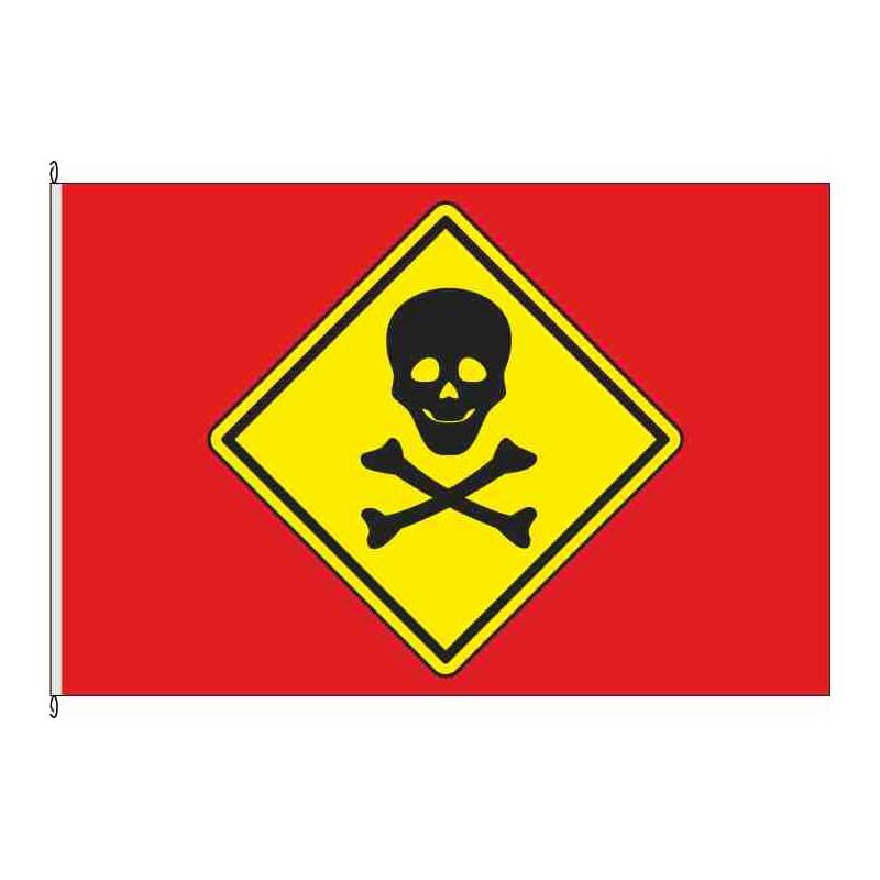 Fahne Flagge So-Poison
