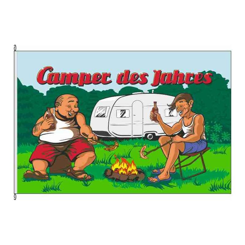 Fahne Flagge So-Camper