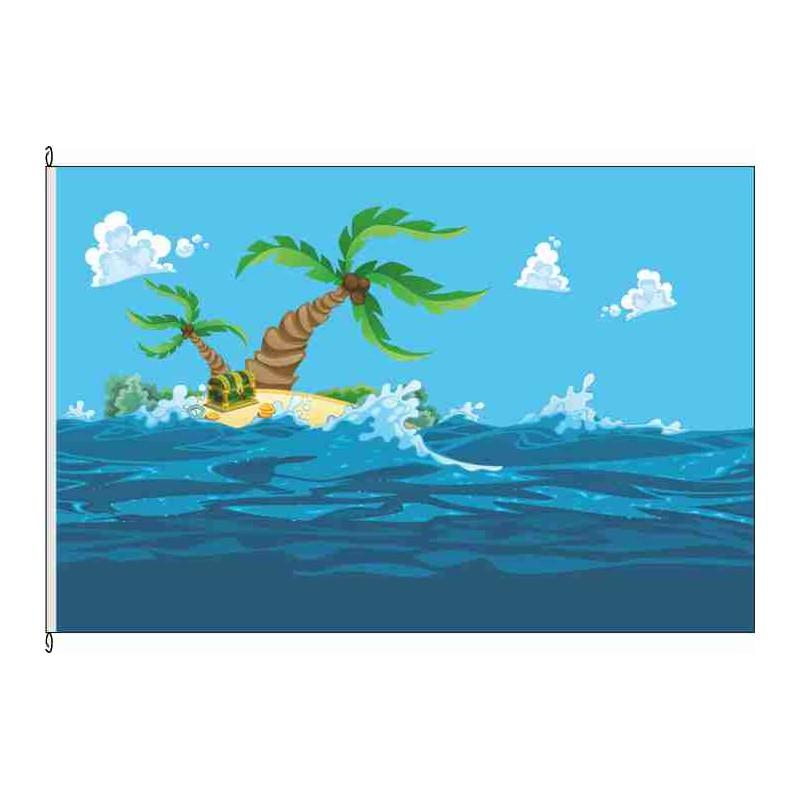 Fahne Flagge So-Insel