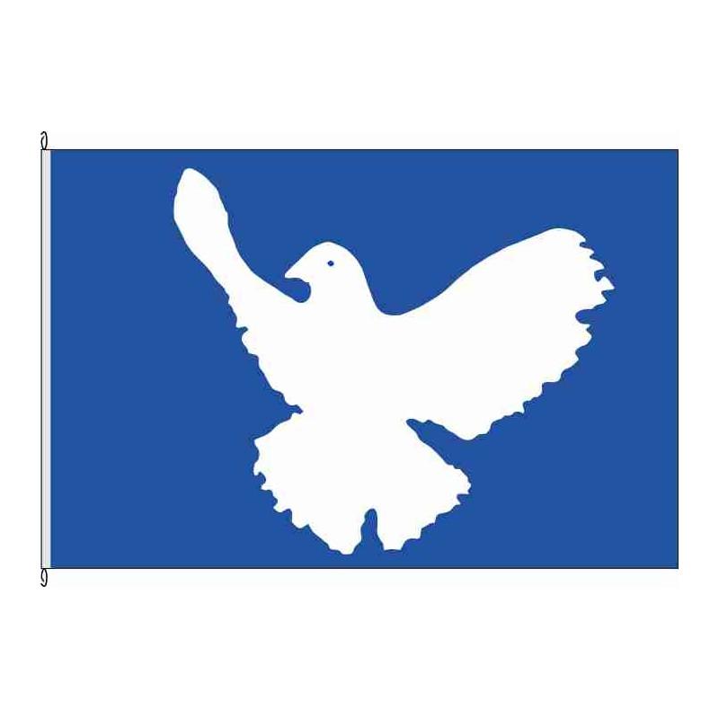 Fahne Flagge So-friedenstaube