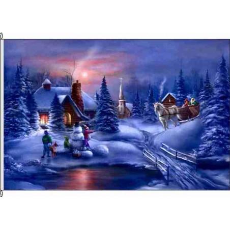 So-Weihnachtsbild
