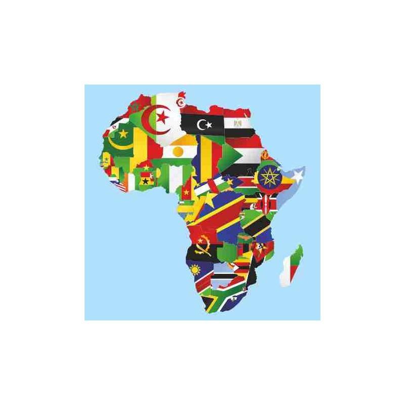 Fahne Flagge Afrika