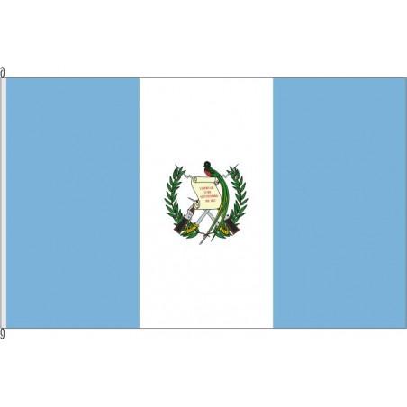 GTM-Guatemala (Staatsflagge)