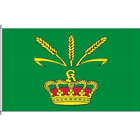Fahne Flagge HEI-Karolinenkoog *