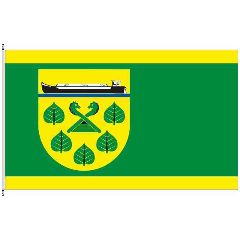 Flagge Fahne Kreis Herzogtum Lauenburg Hissflagge 90 x 150 cm