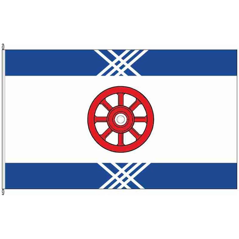 Flagge Fahne Bargteheide Hissflagge 90 x 150 cm