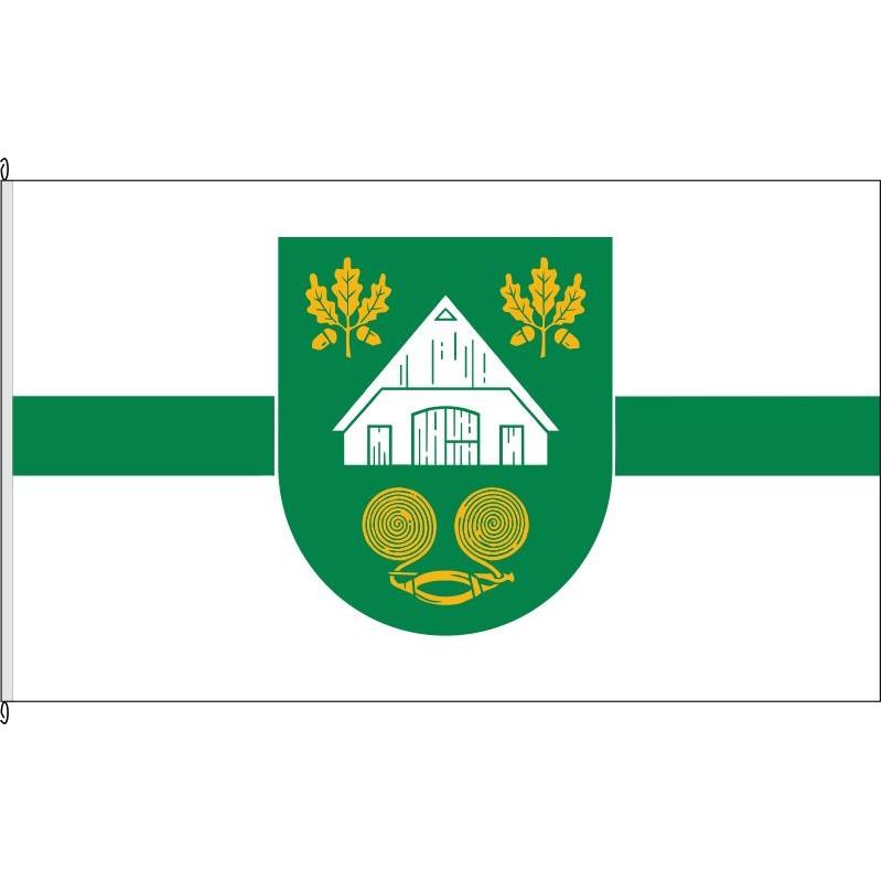 Fahne Flagge OD-Witzhave