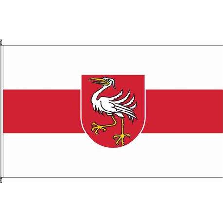 Fahne Flagge GS-Lengde