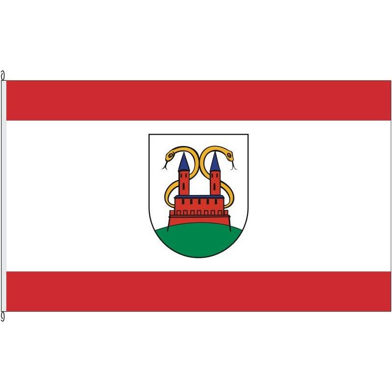 Fahne Flagge NOM-Hilwartshausen