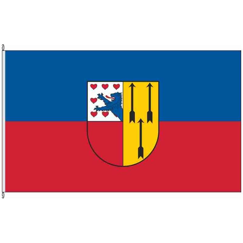 Fahne Flagge H-Uetze Ort