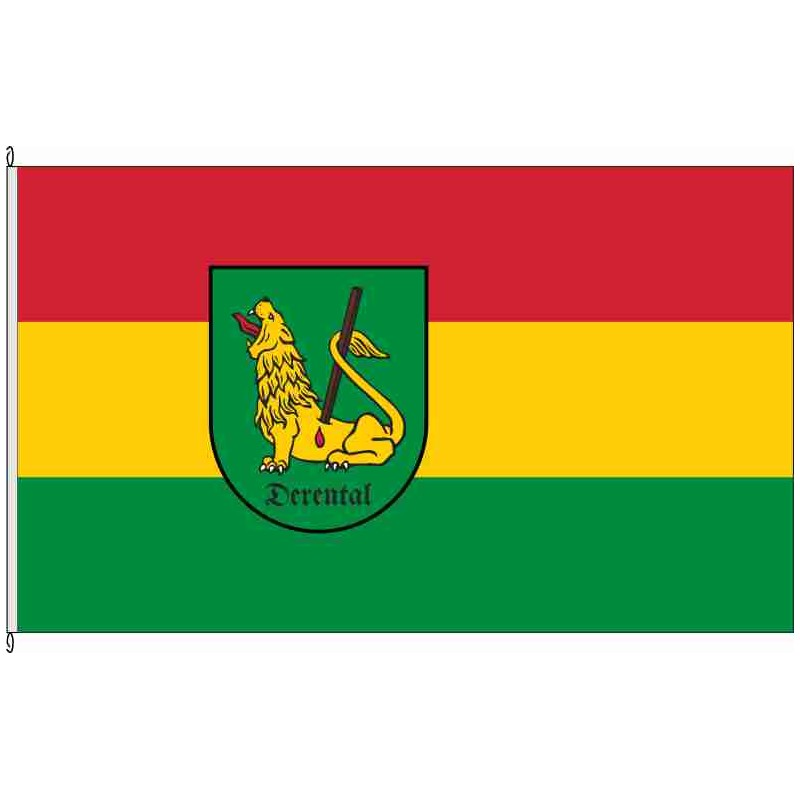 Fahne Flagge HOL-Derental