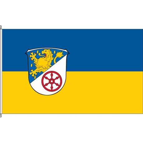 Fahne Flagge RÜD-Rheingau-Taunus-Kreis