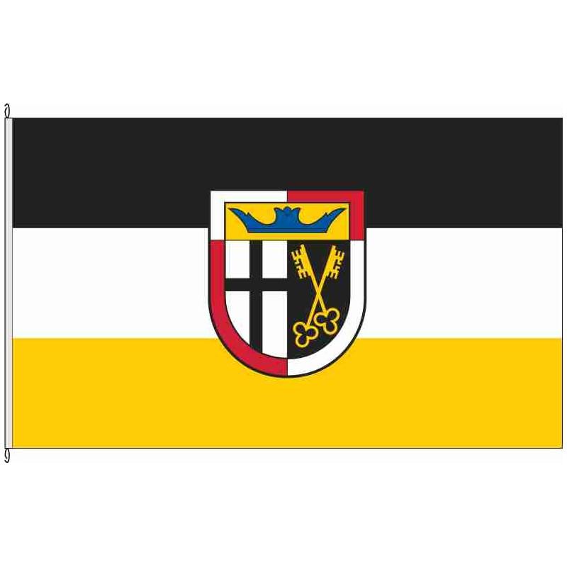 Fahne Flagge MYK-VG Rhens (hist.)