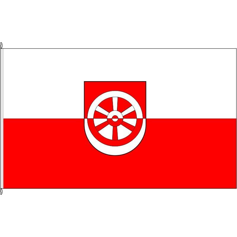 Fahne Flagge MZ-Weiler bei Bingen