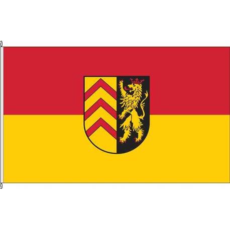 Fahne Flagge PS-Landkreis Südwestpfalz