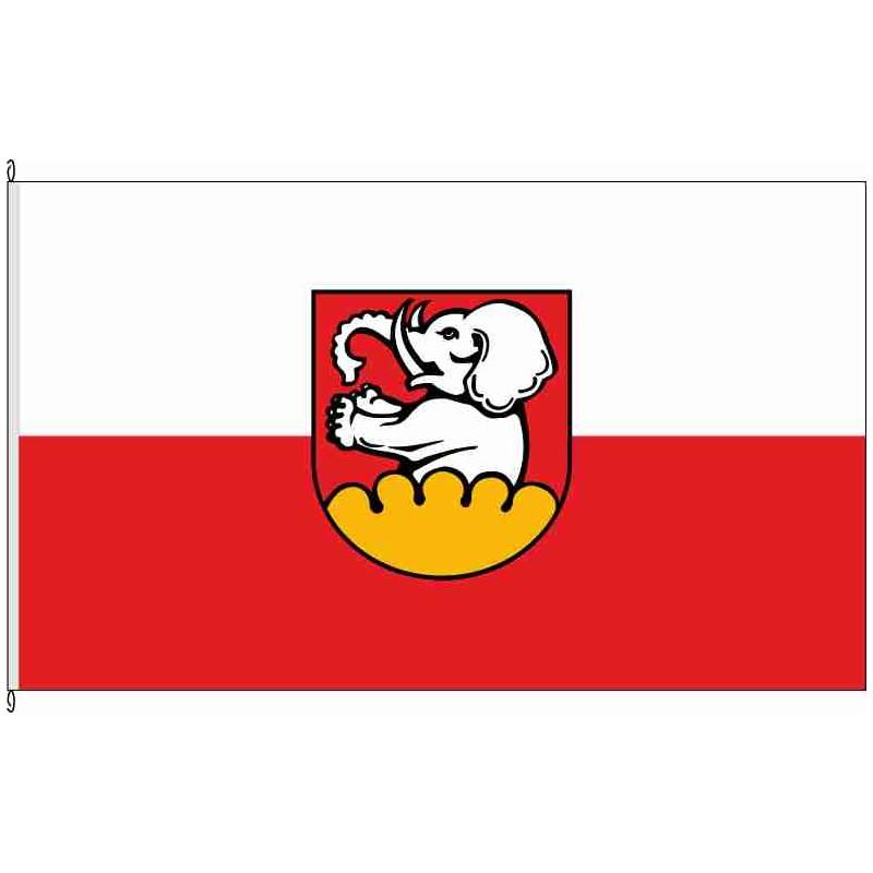 Fahne Göppingen Hissflagge 90 x 150 cm Flagge
