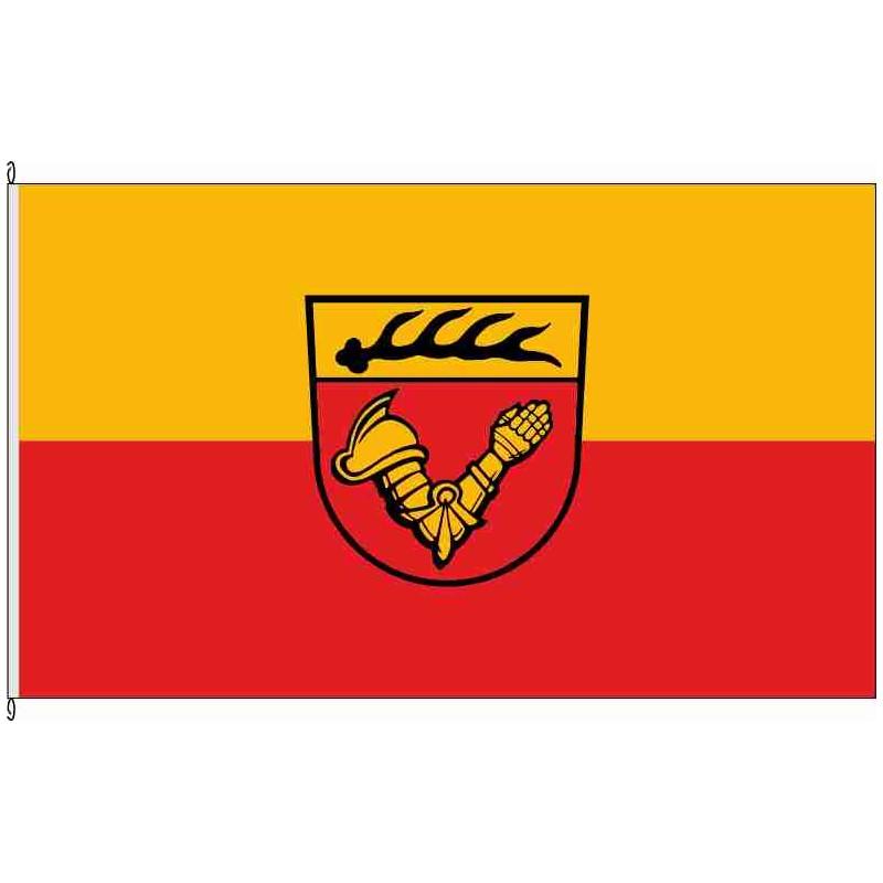 Fahne Flagge GP-Zell unter Aichelberg