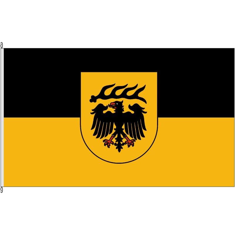 Fahne Flagge LB-Landkreis Ludwigsburg