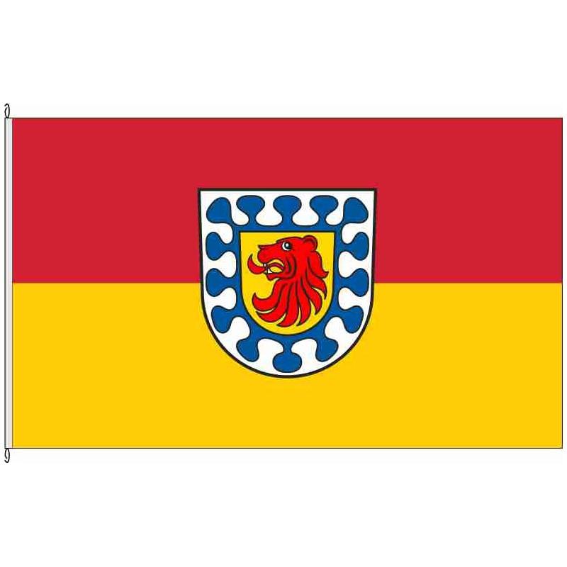 Fahne Flagge FR-Eisenbach (Hochschwarzwald)
