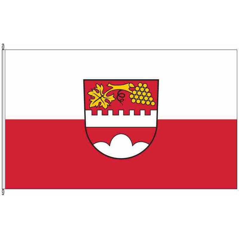 Fahne Flagge FR-Vogtsburg im Kaiserstuhl