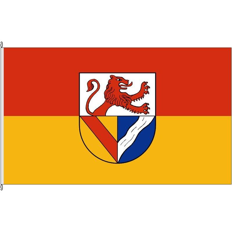 Fahne Flagge LÖ-Landkreis Lörrach