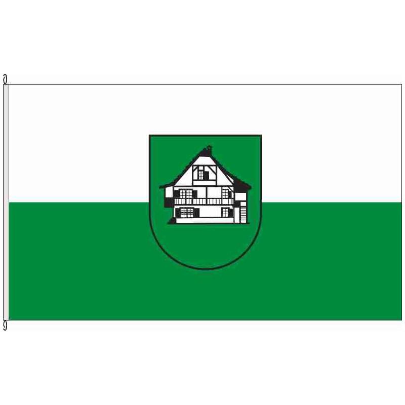 Fahne Flagge LÖ-Hausen im Wiesental
