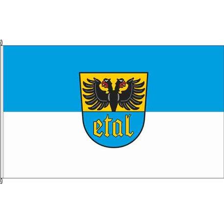 Fahne Flagge GAP-Ettal