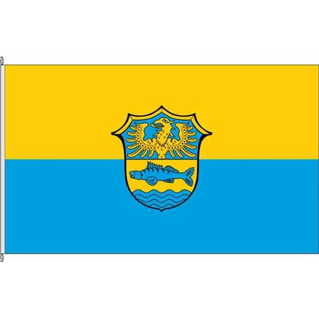 Fahne Flagge LL-Utting a.Ammersee