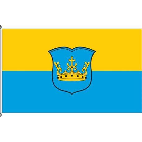 Fahne Flagge MÜ-Kraiburg a.Inn