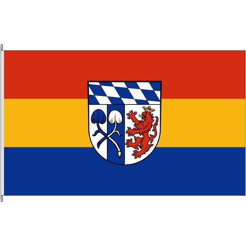 Fahne Flagge RO-Landkreis Rosenheim