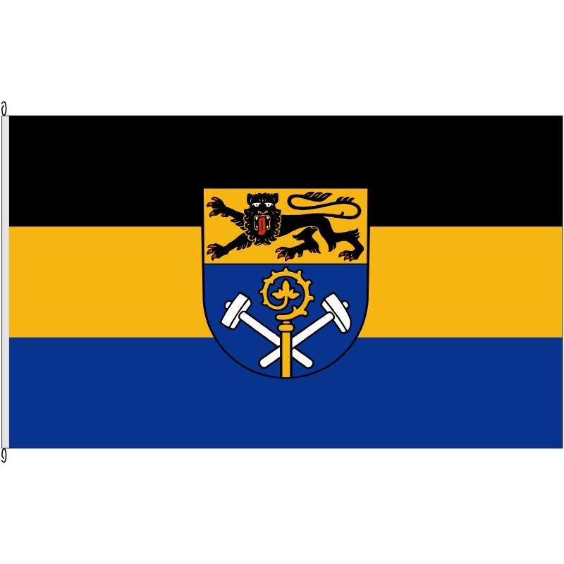 Fahne Flagge WM-Landkreis Weilheim-Schongau
