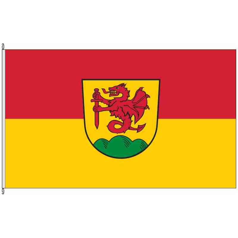 Fahne Flagge DEG-Auerbach