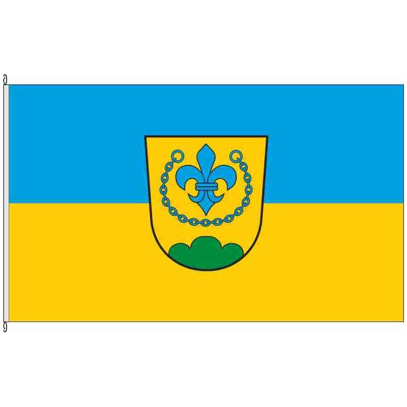 Fahne Landkreis Deggendorf Hissflagge 90 x 150 cm Flagge