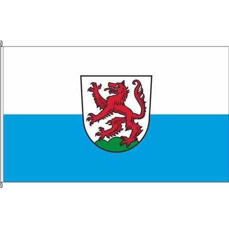 Fahne Flagge PA-Hutthurm