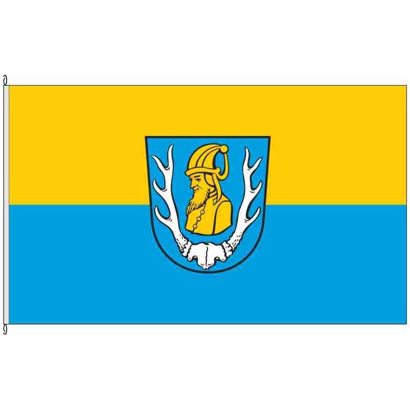 Fahne Flagge CHA-Traitsching