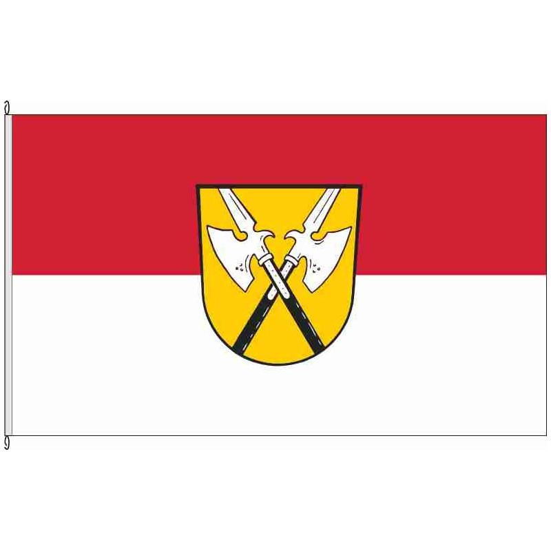 Fahne Flagge BA-Hallstadt