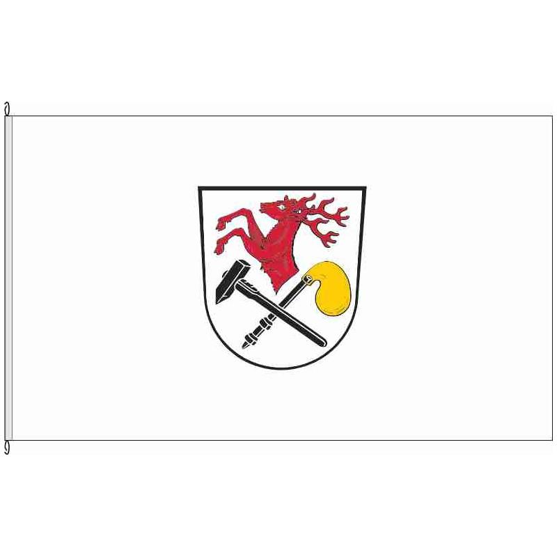 Fahne Flagge BT-Bischofsgrün
