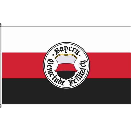 Fahne Flagge HO-Feilitzsch