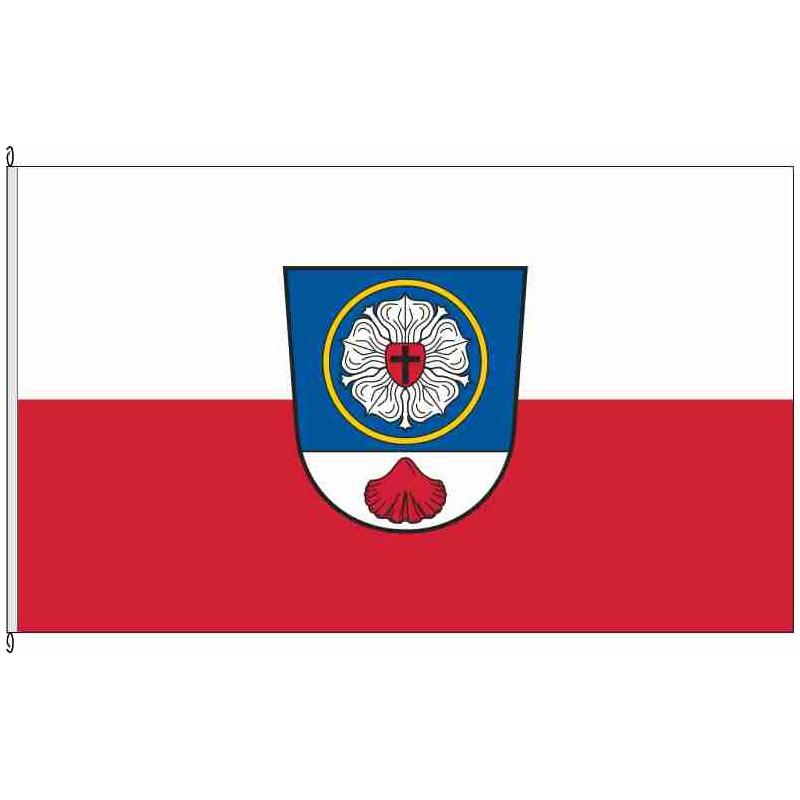 Fahne Flagge AN-Neuendettelsau