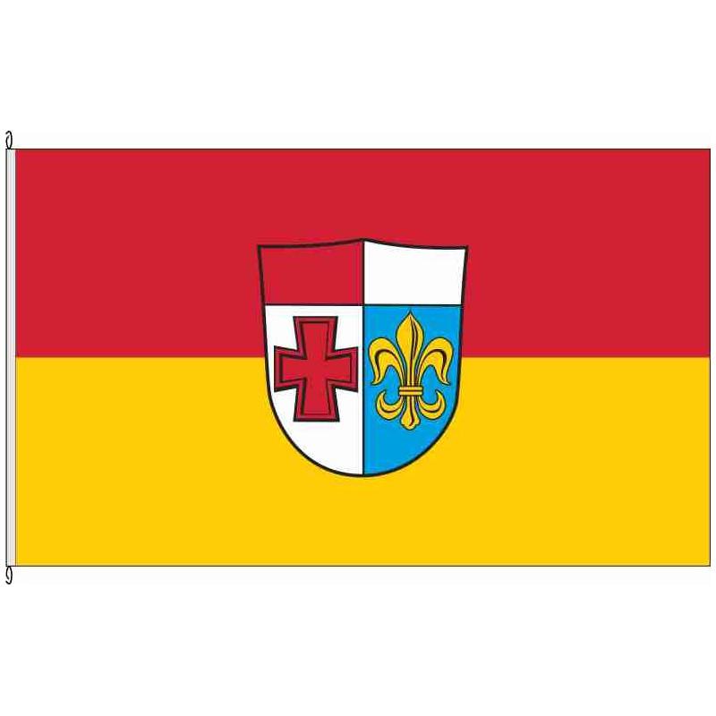 Fahne Flagge A-Landkreis Augsburg