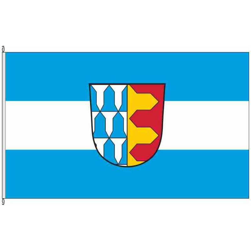 Fahne Flagge A-Allmannshofen