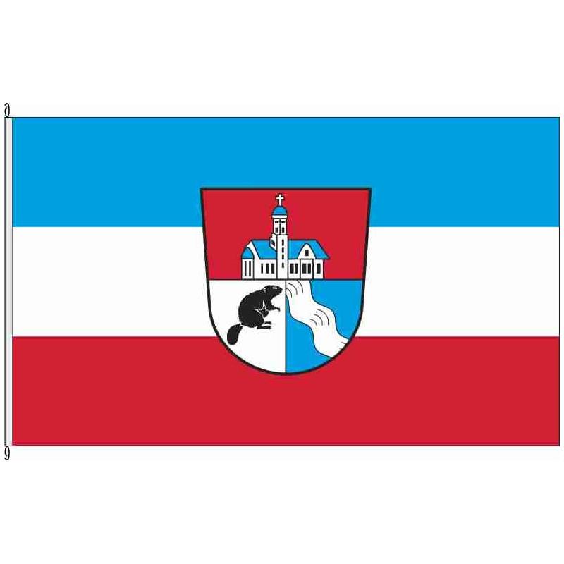 Fahne Flagge A-Biberbach