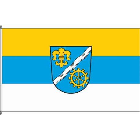 Fahne Flagge NU-Vöhringen