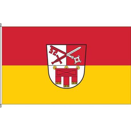 Fahne Flagge LI-Röthenbach (Allgäu)