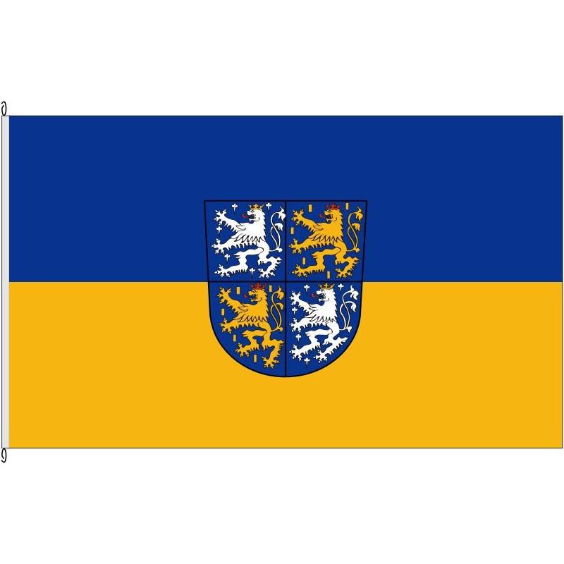 Fahne Flagge SB-Regionalverband Saarbrücken